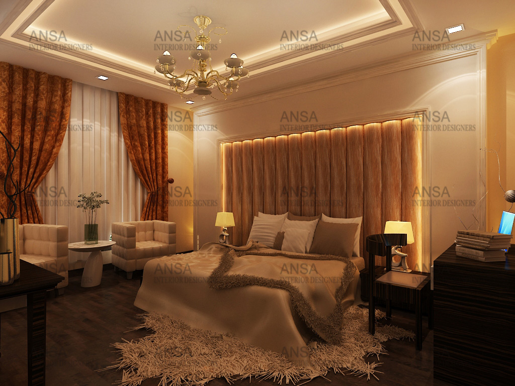 hotel interior - bedroom