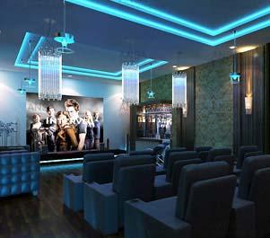 home theatre design in delhi