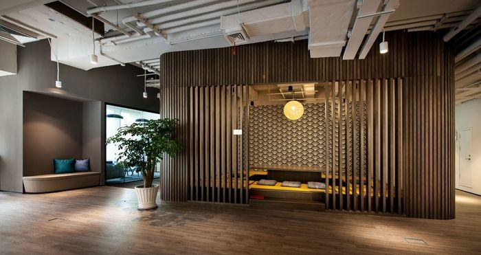 Color Office Interior Design