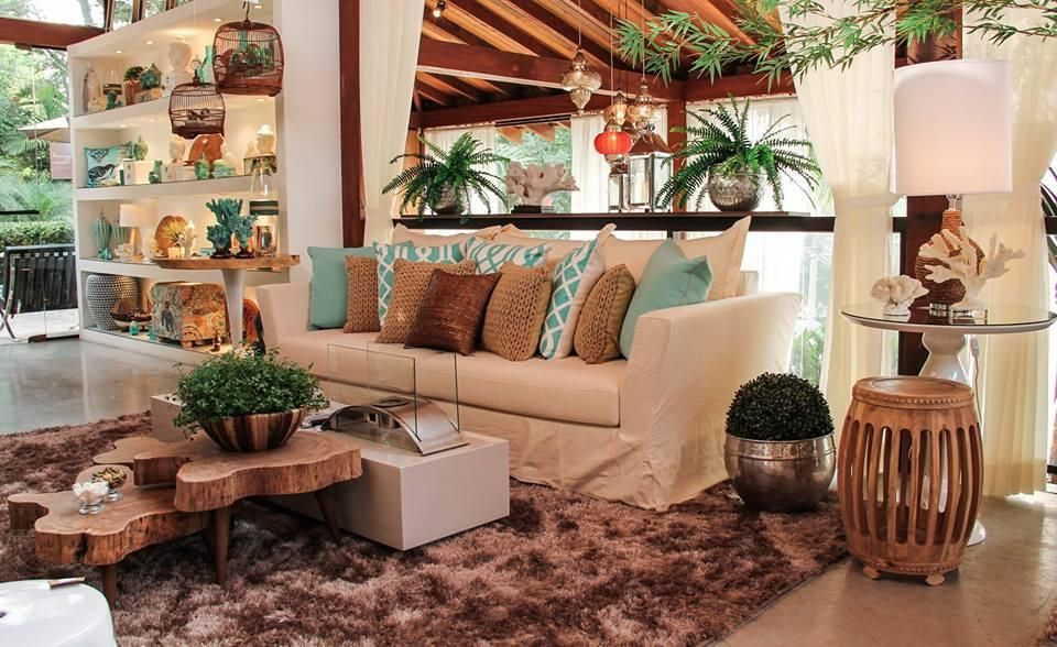 Fusion Decor of living room (7)