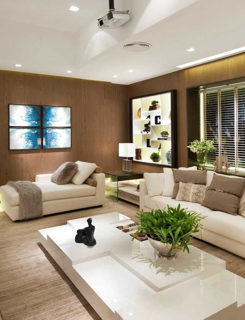 Fusion decor of living room (3)