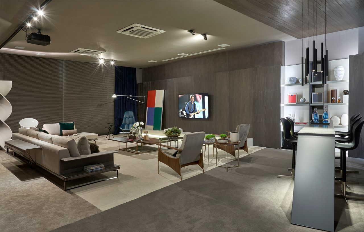 Fusion decor of living room (4)