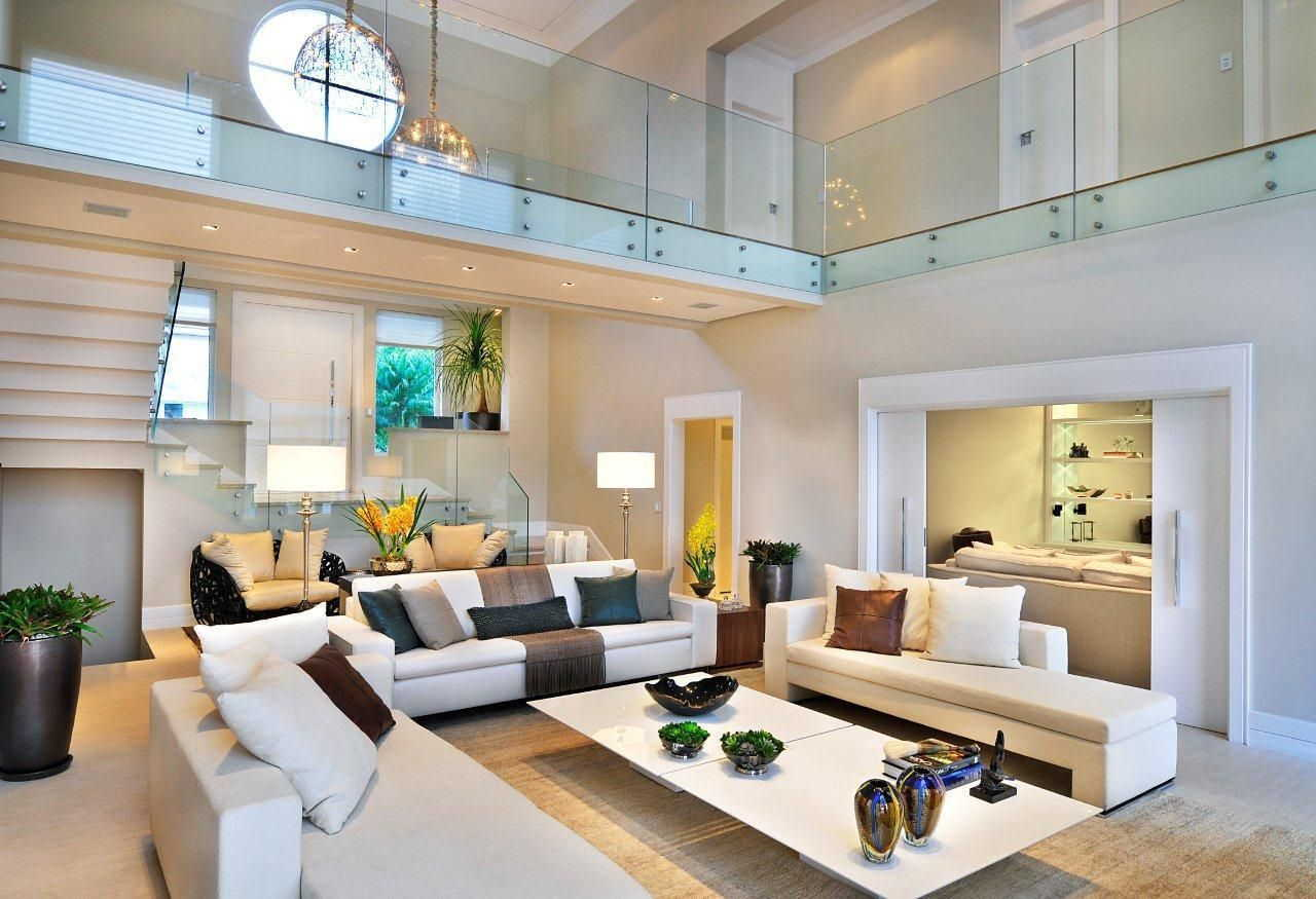 Fusion decor of living room (5)
