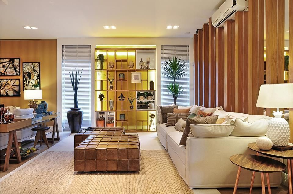 Fusion decor of living room (6)