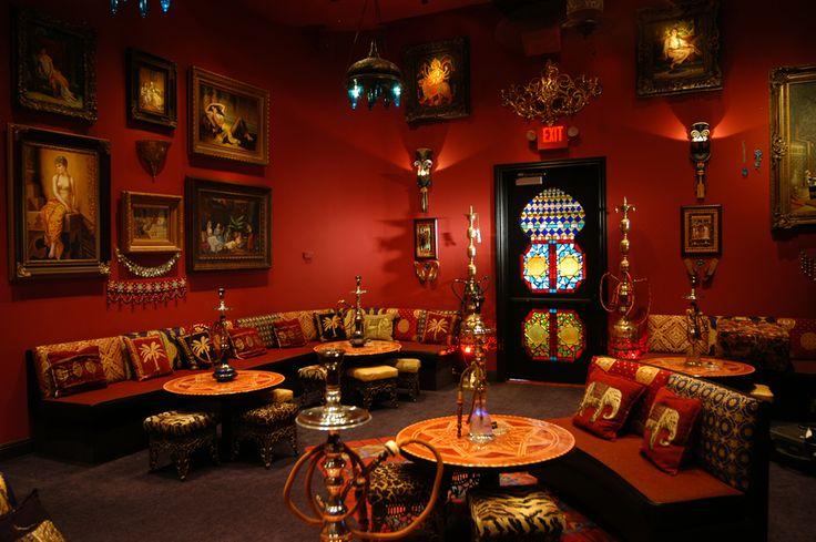 Hookah Cafe Design (1)