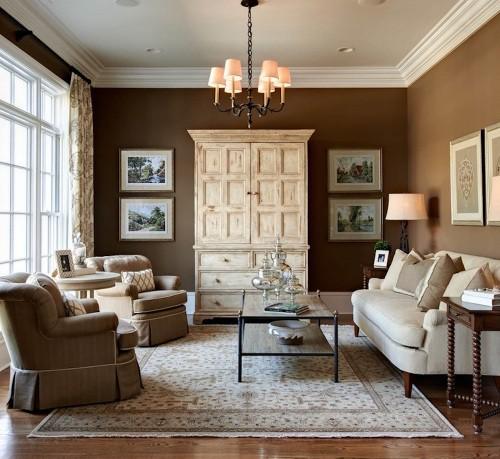 Monochromatic Interiors (1)