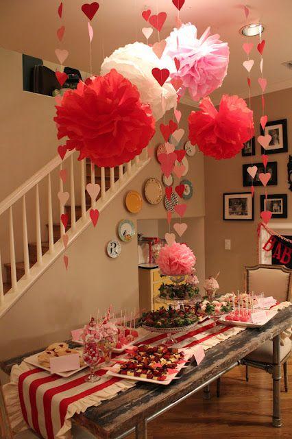 Unforgettable Ideas Valentine Day Home Decor Interior 2018 (6)