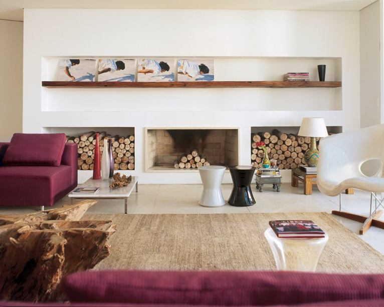 Winter Decor Room To Keep It Warm (9)