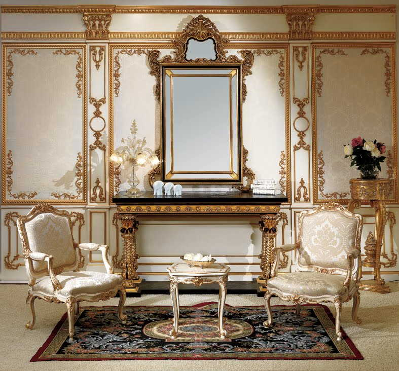 Baroque Style to Any Interior Design (18)