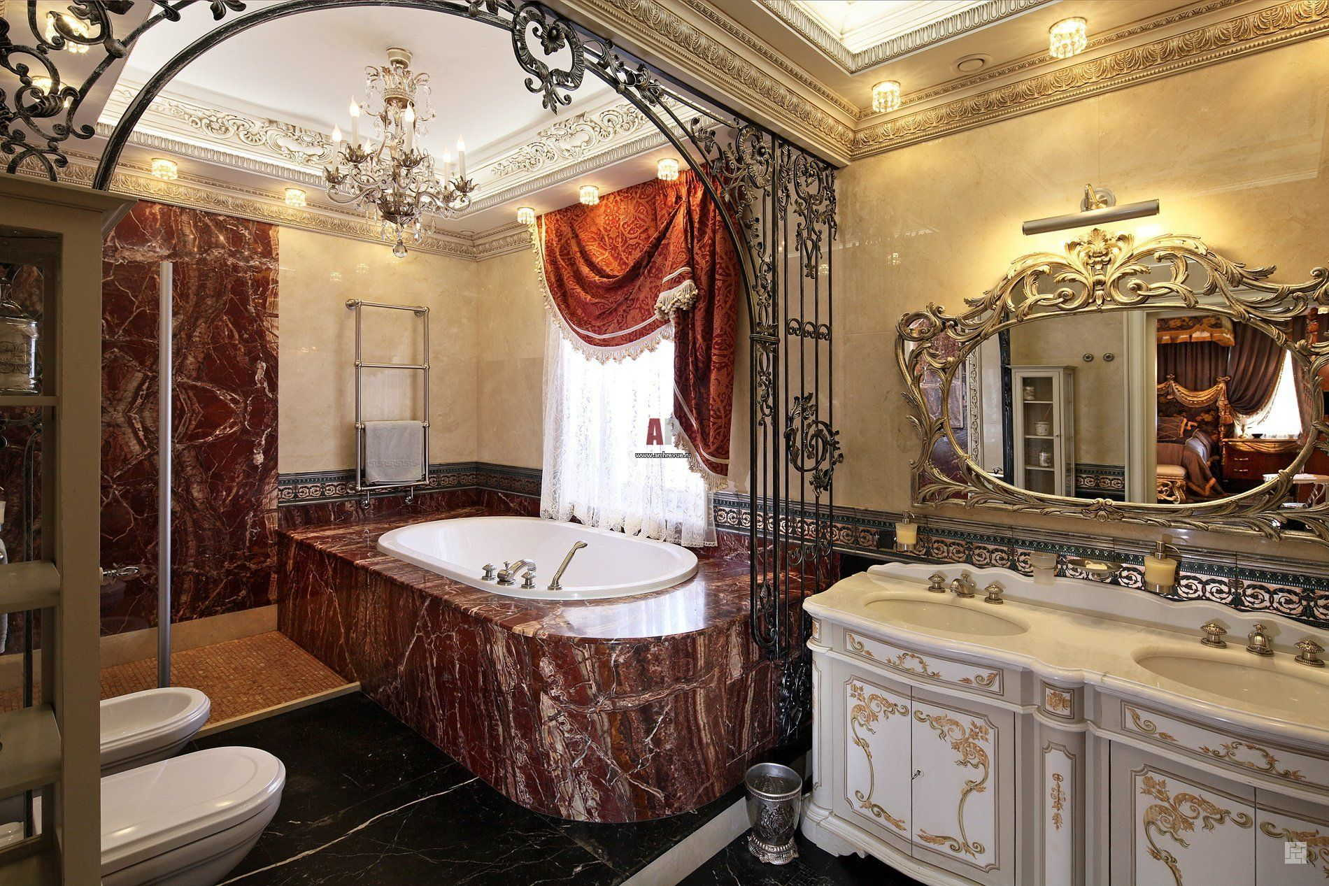 Baroque Style to Any Interior Design (5)