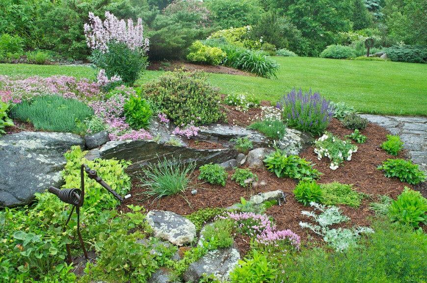 Beautiful Rock Garden In Your Home (11)