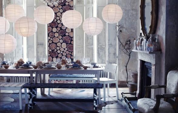 Brighten Up the Winter Decor Ideas (6)