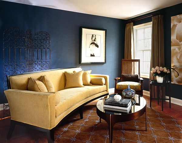 How Blue Color Effects For Modern Interior Design (7)