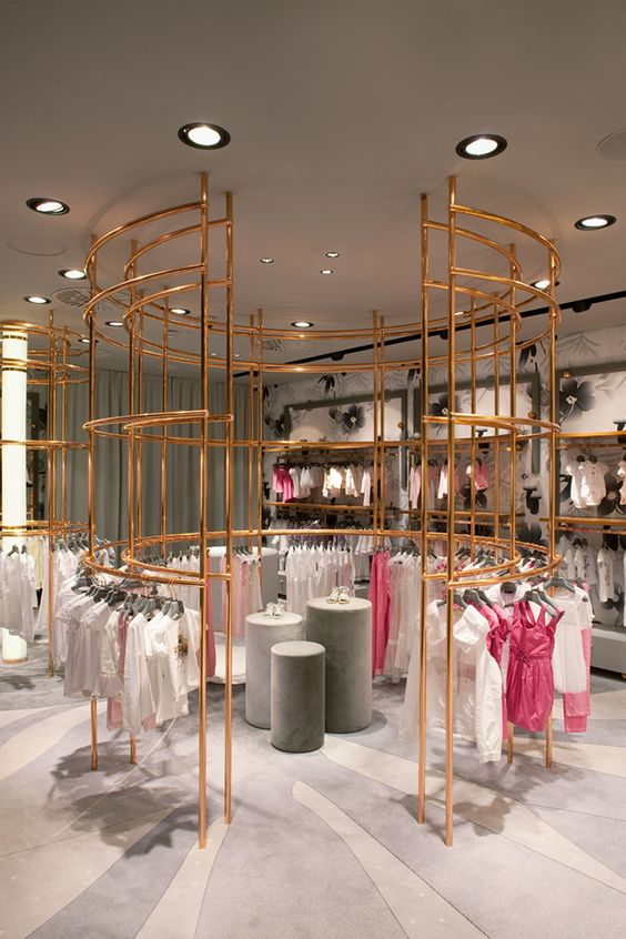 How to design showroom interior especially in malls (2)
