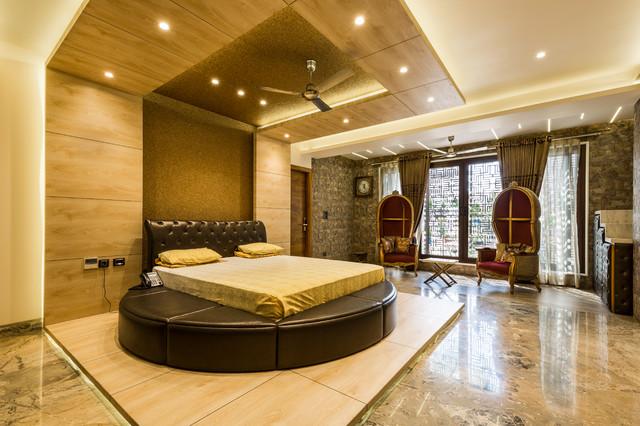 Newly Weds Bedroom Interior Design (2)