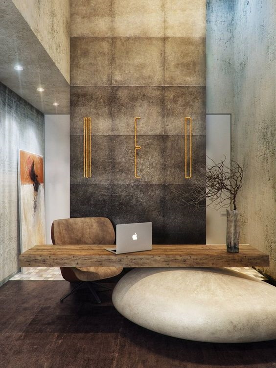 An Emerging Trend With Organic Interior Design Ideas | ANSA ...