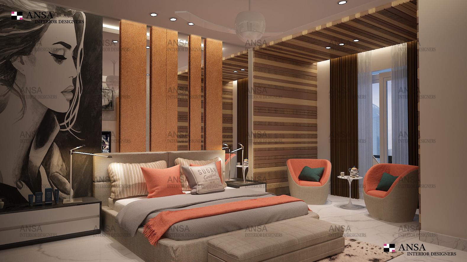 DAGHTERS BEDROOM Interior Design
