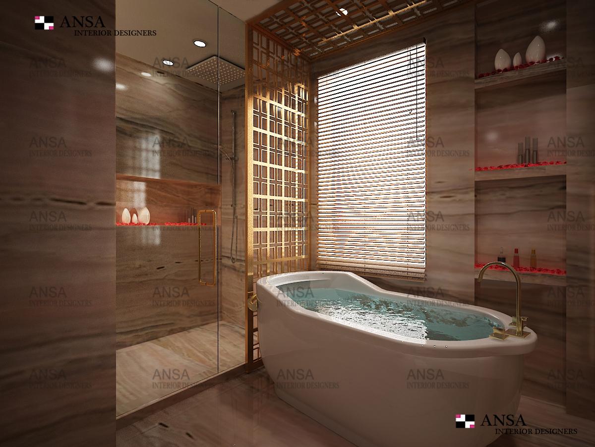 Luxury Bathroom Rain Showers