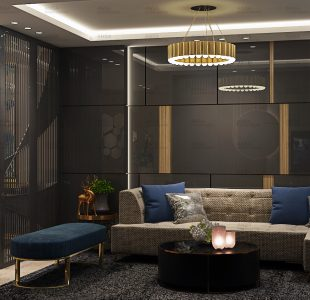 A a drink with us. Drawing room design at pune.