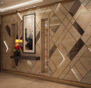 ANSA Interiors - interior highlighting