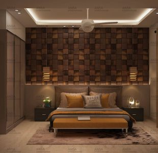 bedroom interior design in noida