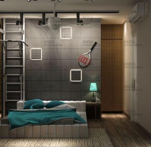 bedroom interiors by ansa