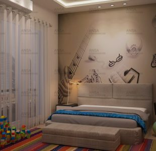 bedroom interiors in gurugram