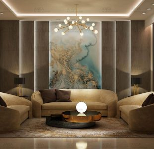 drawing room in noida ansa interiors