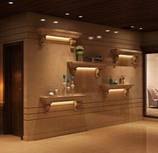interior highlighting by ANSA