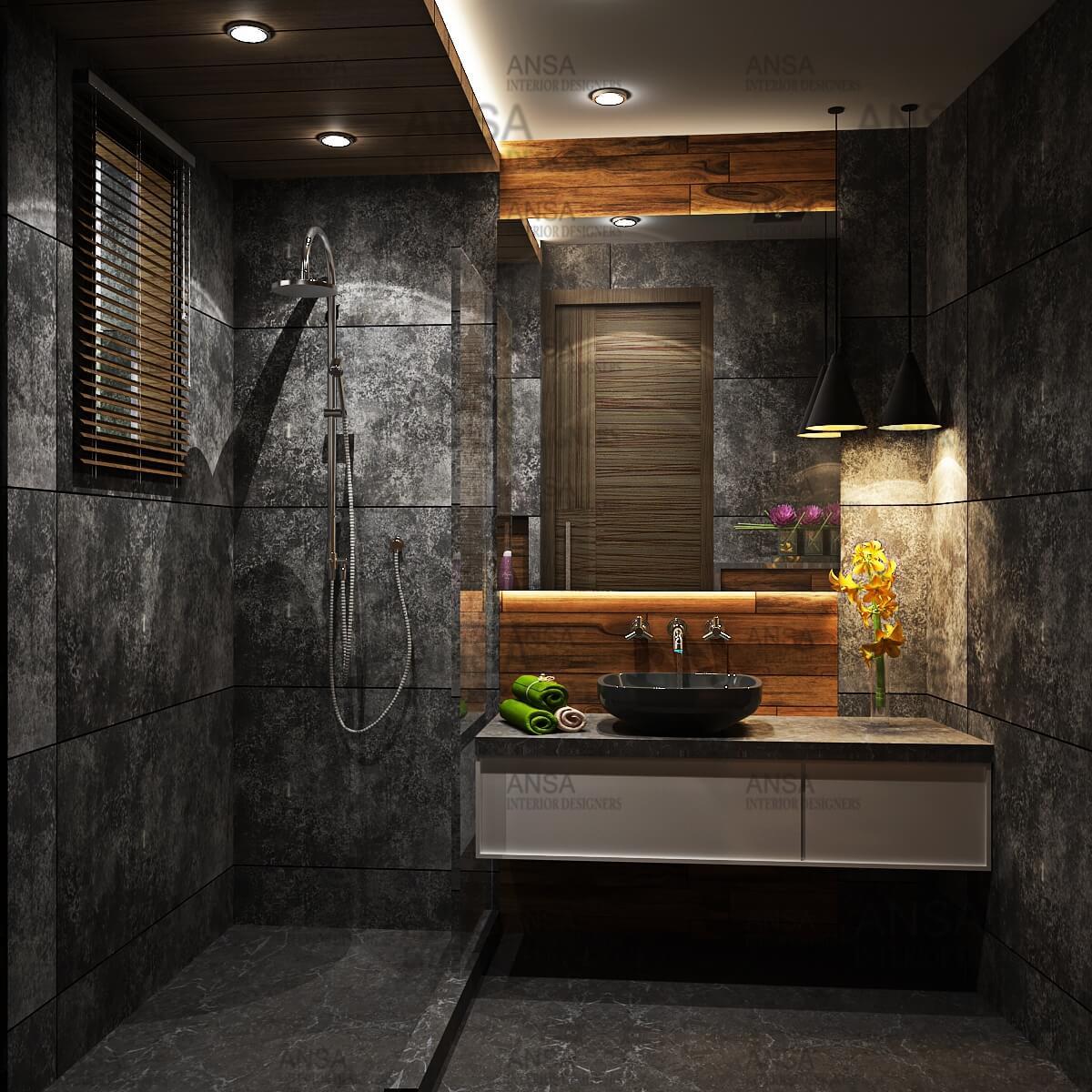 Bathroom Interior Design Ansa Interiors