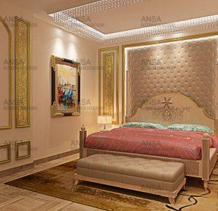 luxury bedroom interiors in srinagar