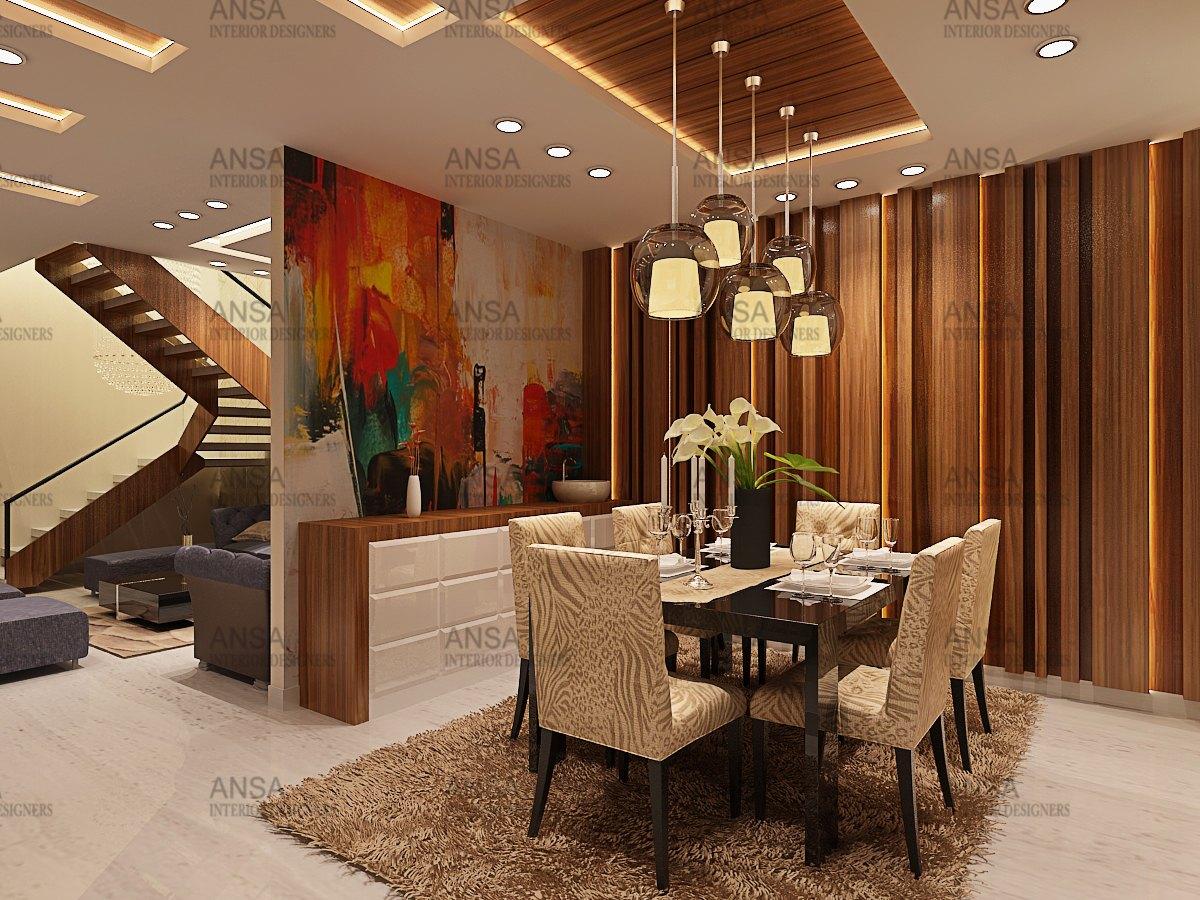 5 Creative Ideas For Dining Room Ansa Interiors