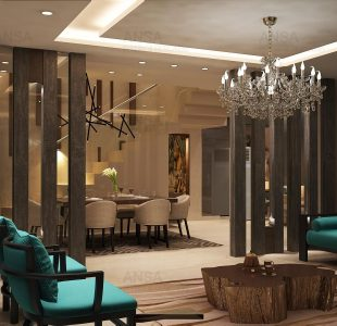 luxury interior designs by ansa