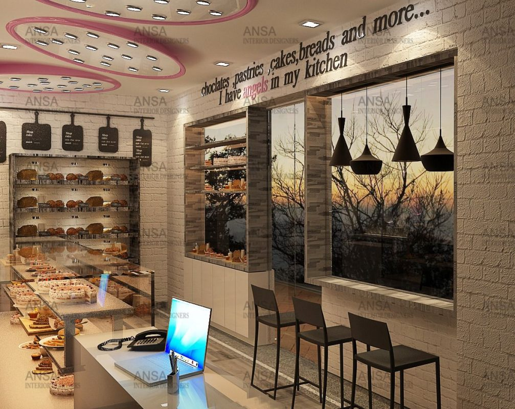 Things You Must Know About Bakery Shop Interior Design In India
