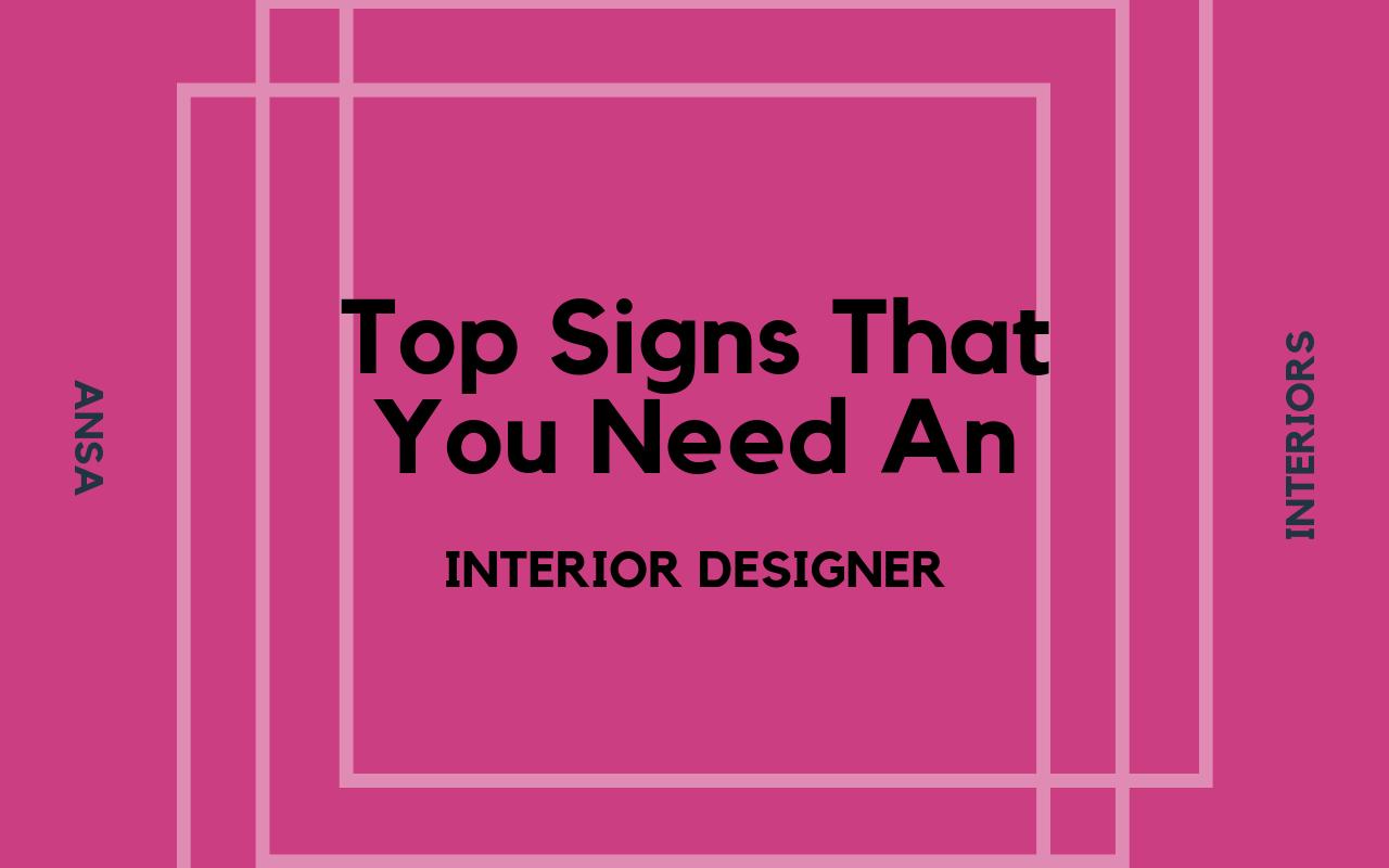 hire a professional interior designer