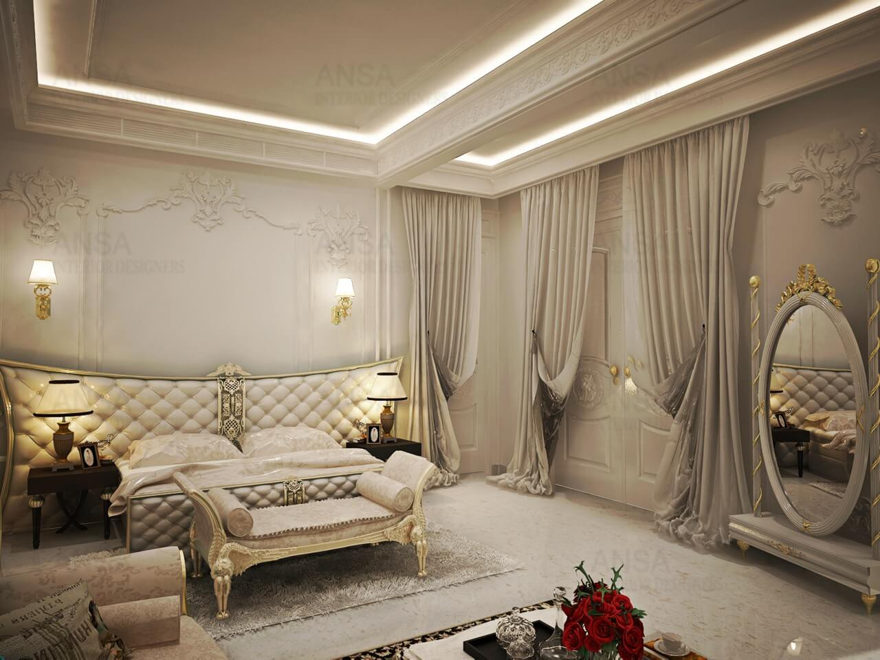 bedroom interior designing in delhi model town