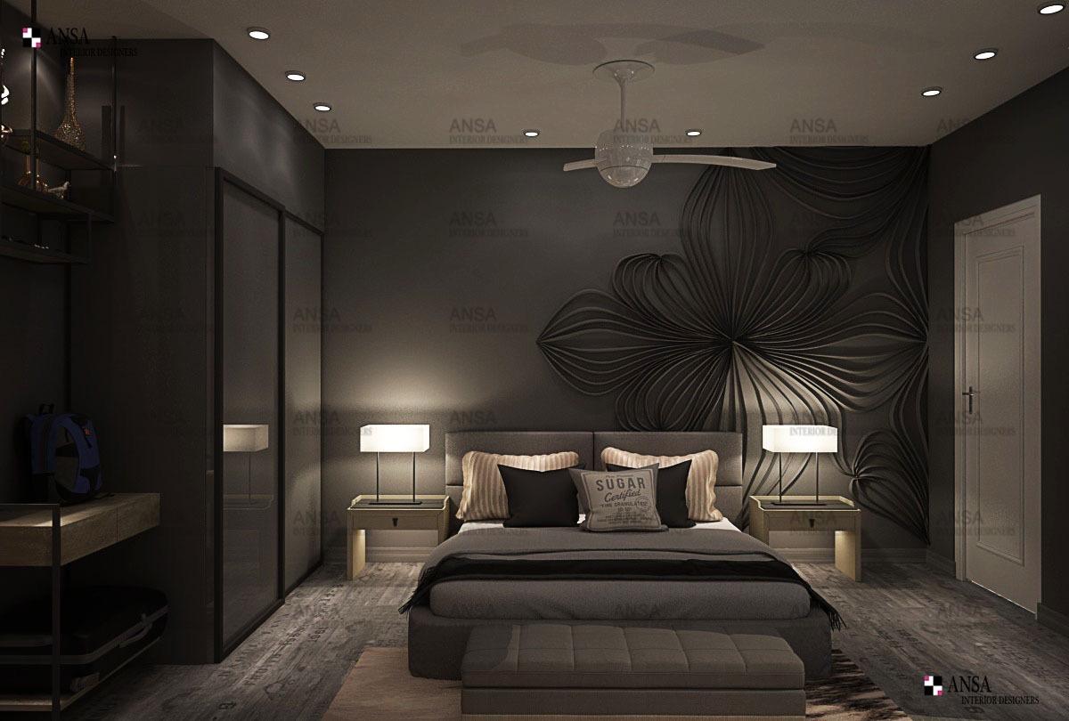 Bedroom Interior Design Ansa Interiors