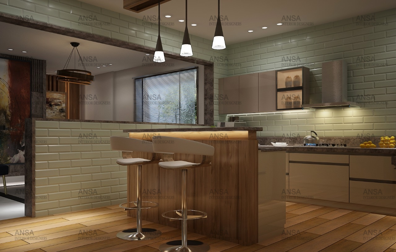 Kitchen Interior Design Ansa Interiors