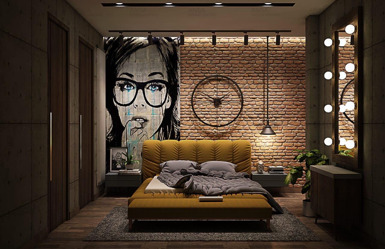 Top 20 Latest Bedroom Interior Designs Ansa Interiors