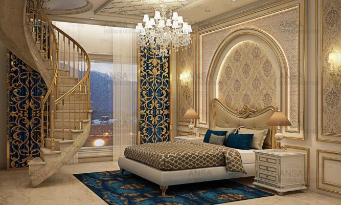 Top 20 Latest Bedroom Interior Designs Ansa Interiors
